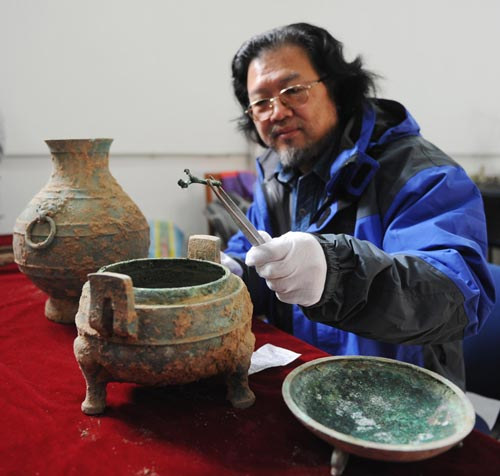 2,400-year-old soup found in NW China