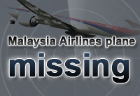 Malaysia tracked missing jet to west coast: Reuters