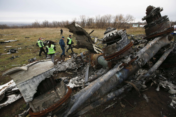 Recovery MH17 wreckage to be completed in five days