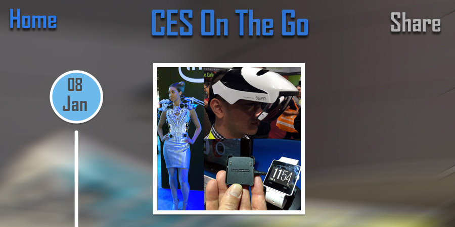 CES: Spotlight on Chinese gadgets