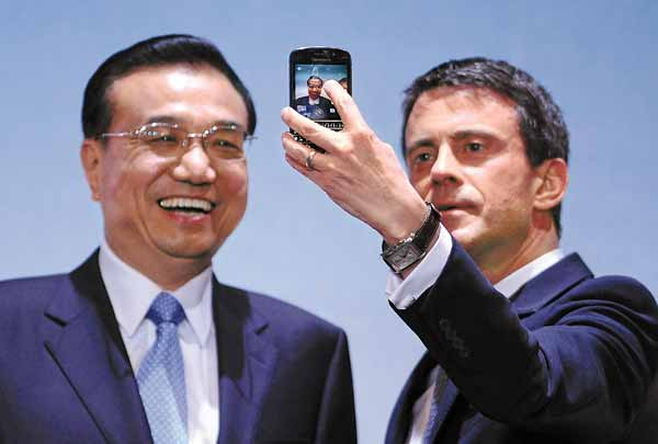 China-France partnership 'will benefit all'