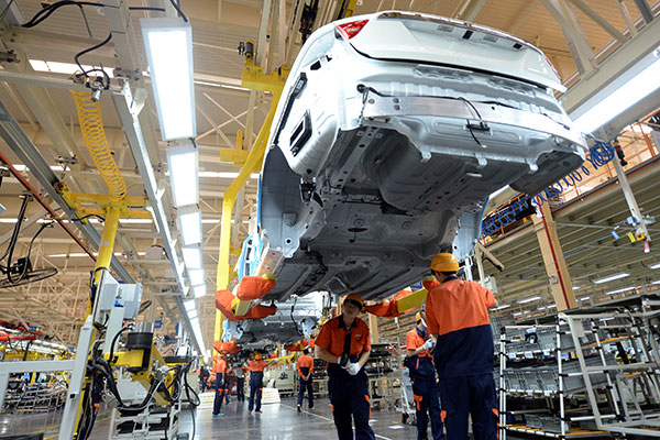 Geely invests $45.5m in methanol plant