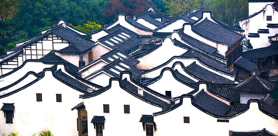 Wuzhen gets smart with Second World Internet Conference