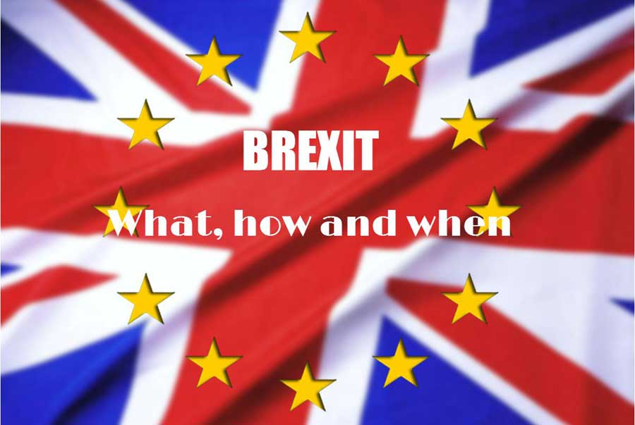Brexit: What, how and when