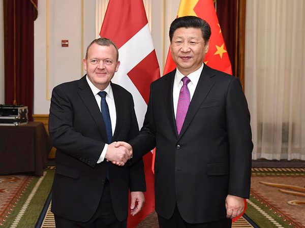 Belt and Road Initiative on agenda for Danish PM's China visit