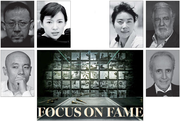 Focus on fame
