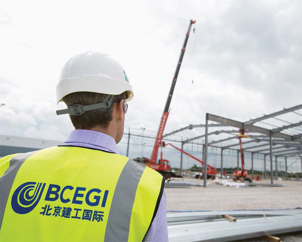 Chinese giant makes inroads into the UK's infrastructure