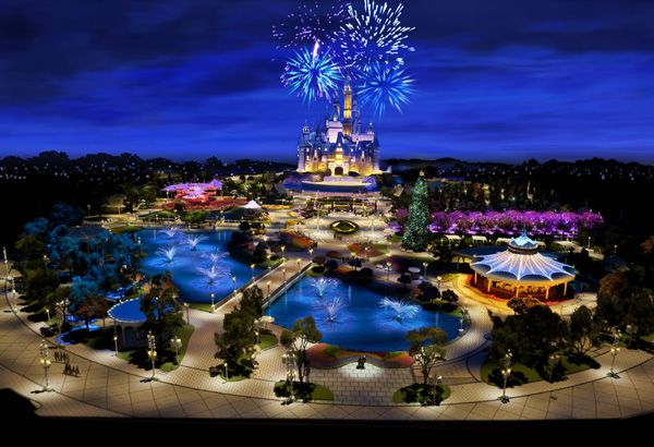 Shanghai Disney Resort unveils resort concept