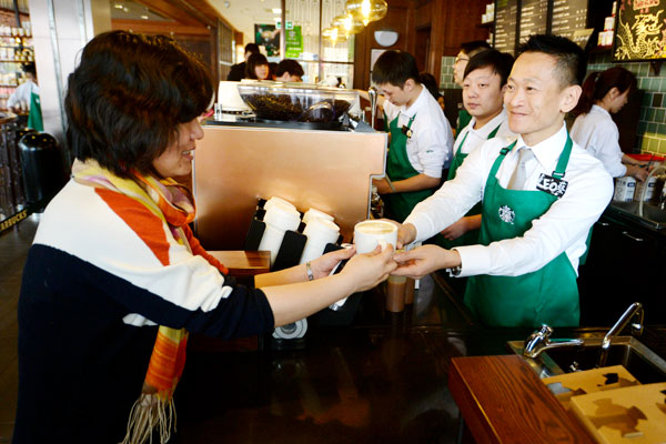 Starbucks upbeat about China|Companies|chinadaily.com.cn