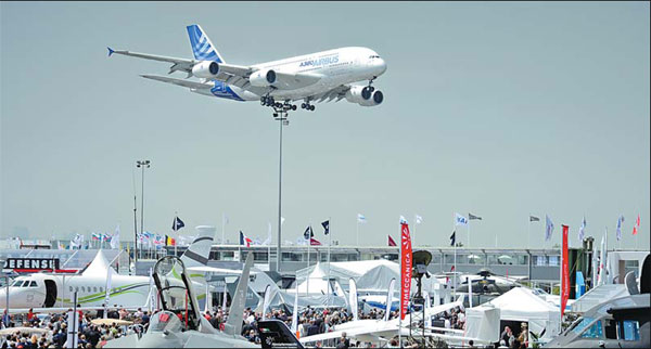 Airbus bullish on outlook for wide-body aircraft orders