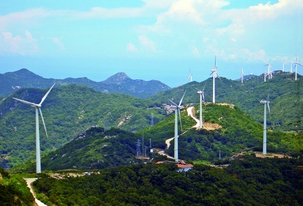 China targets greater non-fossil fuel use