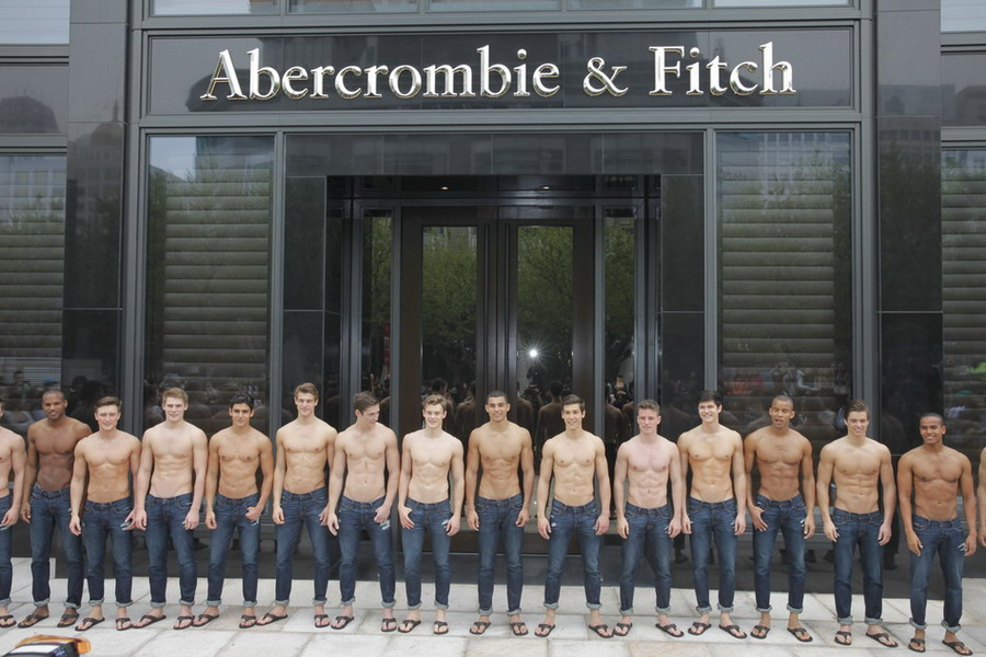 Abercrombie Y Fitch
