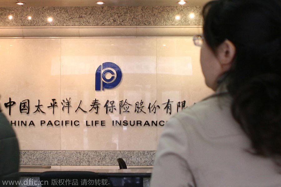 top 10 insurance companies in china