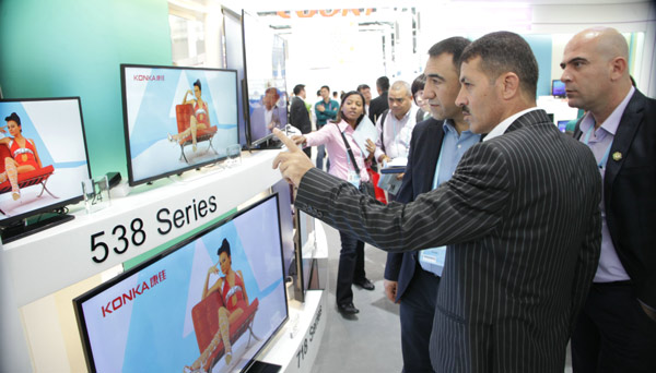 Exporters lower sights for sales at Canton Fair as woes persist