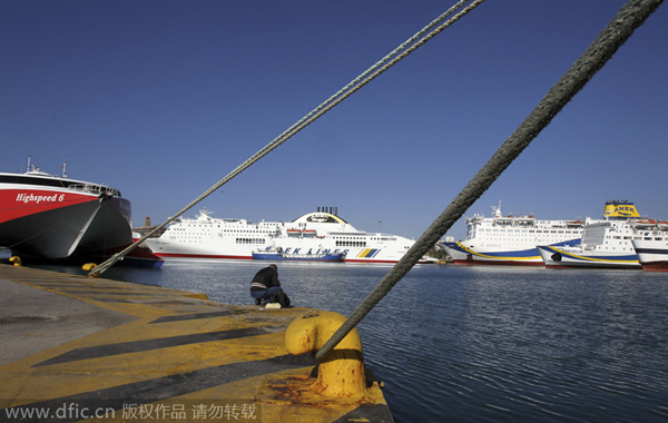 China's port project in Greece not affected by privatization reversal