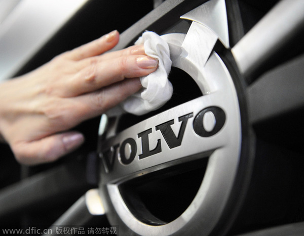 volvo group russia