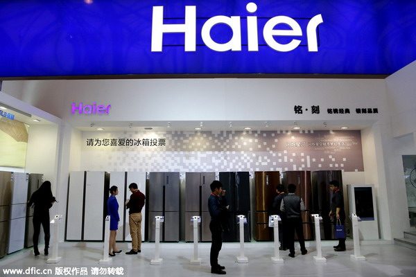haier group a chinese company that The ceo of the haier group talked to china daily about how the company is pioneering new values and practices in its organizational management.
