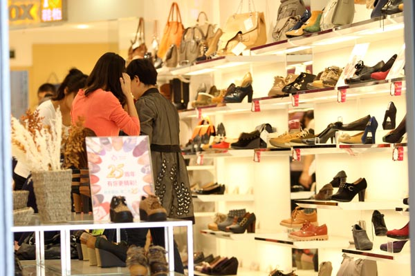 Low sales tripping up women's shoe maker|Companies|chinadaily.com.cn