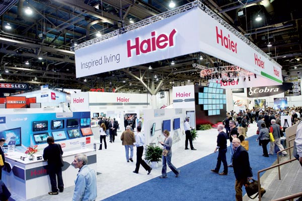 "haier group u s expansion case report Born out of qingdao refrigerator factory in 1984, the haier (pronounced ""high-er"") group is china's largest home appliance manufacturer (wang and ong 2007), and."