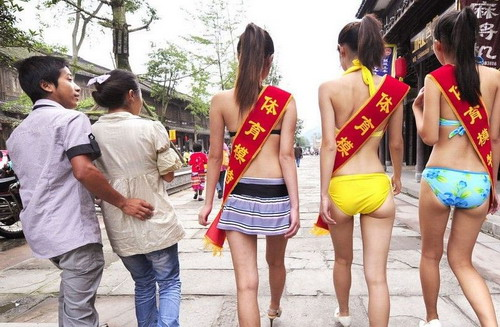 chengdu girls In chengdu, china -- locals say women are hot-tempered and dominant this major city is capital of the nation's largest province, and is famous for very spic.