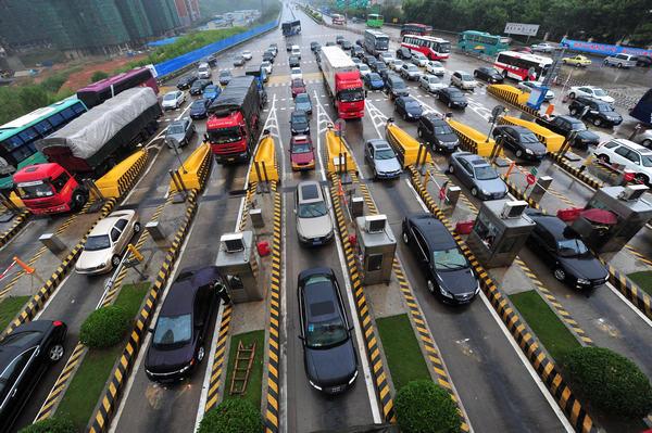 Europe highway tolls