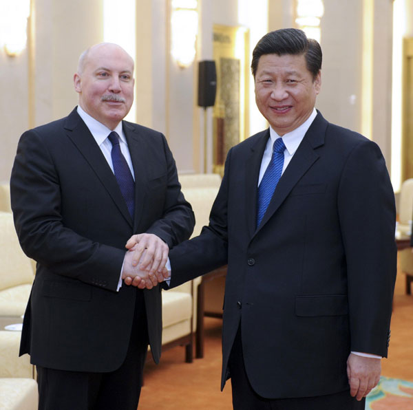 Xi calls for further development of SCO