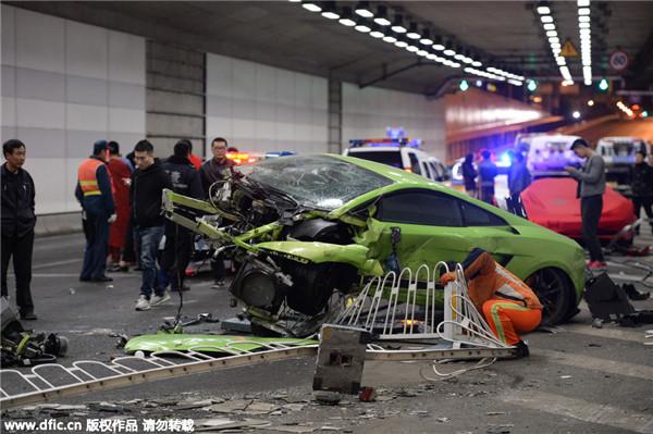 Drivers Of Beijingu0027s U003cEMu003eu0027Fast And Furiousu0027u003c/EMu003e Car