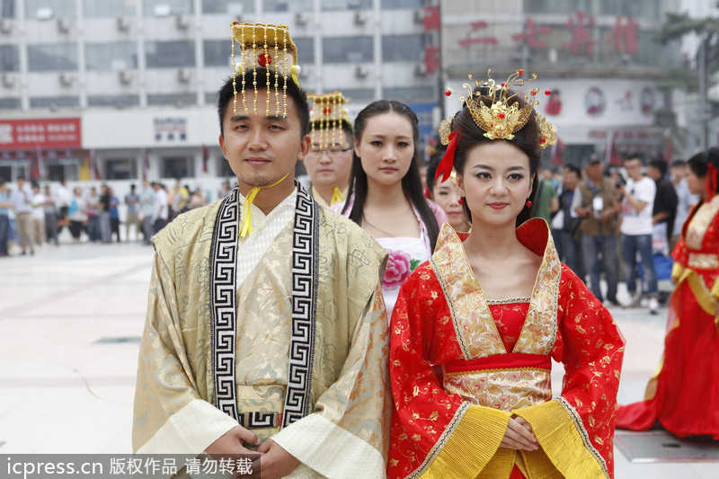 chinese dating and marriage customs