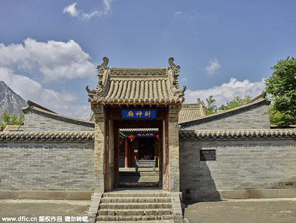 China completes renovation of historical courier station