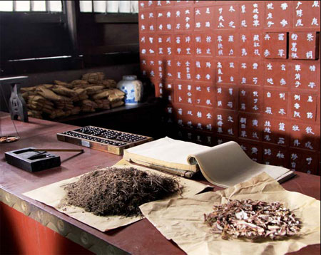 Chinese medicine in East Africa