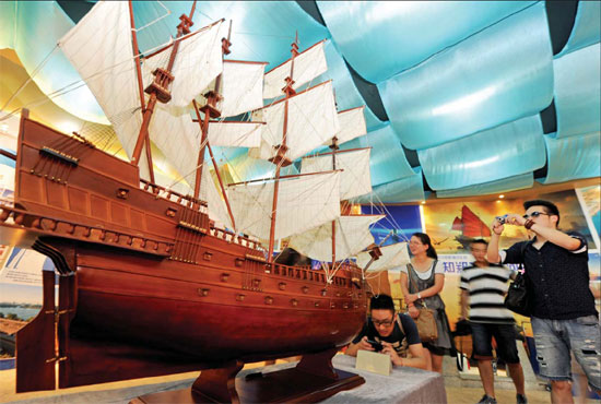 zheng he voyage paper China's great armada map an impressive map of zheng he's voyages find this pin and more on learn this by drewmclem is traditionally credited with having first reported the invention of paper the date that is often cited in 105 ad.