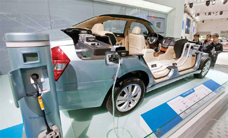 Electric vehicles essay