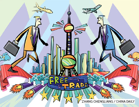free trade zone Seven new free trade zones were opened in china this year, bringing the country's total to 11 learn the benefits of investing in china's free trade zones.