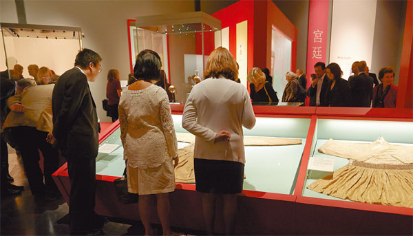 Visitors At The Ming 50 Years That Changed China