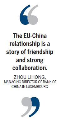 EU opens its ears to Chinese companies