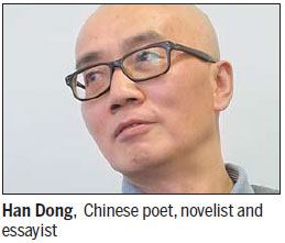 Chinese literature's biggest barriers abroad not language itself