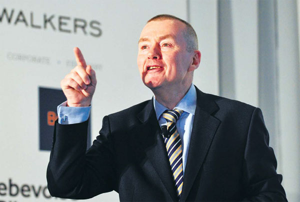 Willie Walsh Ceo Of International Airlines Group Says