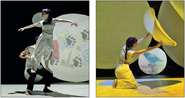 The Show Panda S Home Leads Audiences Through A Sensory