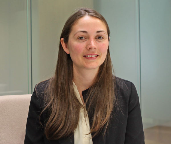 Michelle Karavias Global Head Of Infrastructure Research