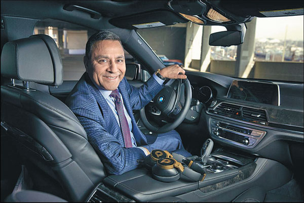 Dinesh Paliwal Ceo Of Harman International Industries Inc