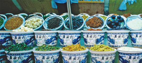 Genes Can Have Up To 80 Percent >> jars of pickles by liubiju a beijing pickle maker that is more than 400 years old