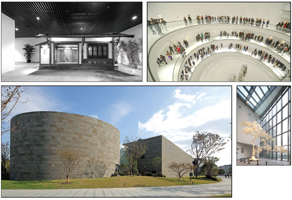 Powerlong Museum Is An Addition To Shanghai S Cultural