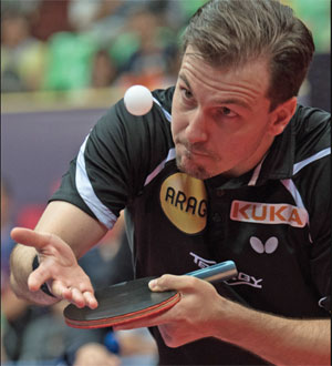 Boll Says Olympic Champion And World Champion Ma Long Is