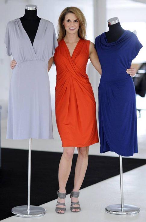 German Designer Women's Clothing German fashion designer makes
