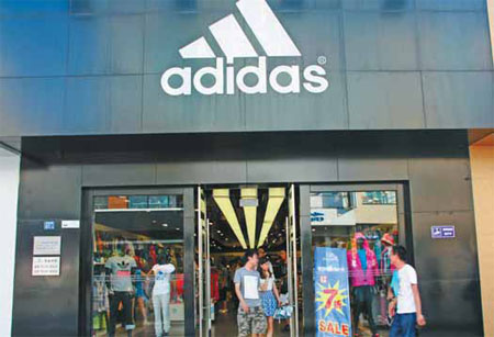 adidas store brussels