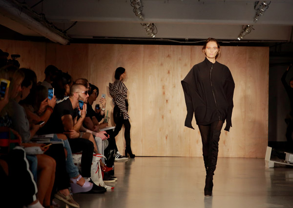 New Designers Put London Fashion Back On The Map Specials Chinadaily Com Cn