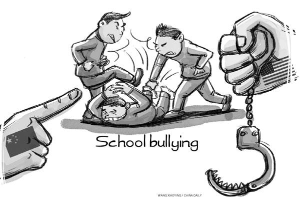Anti-Bullying Blog