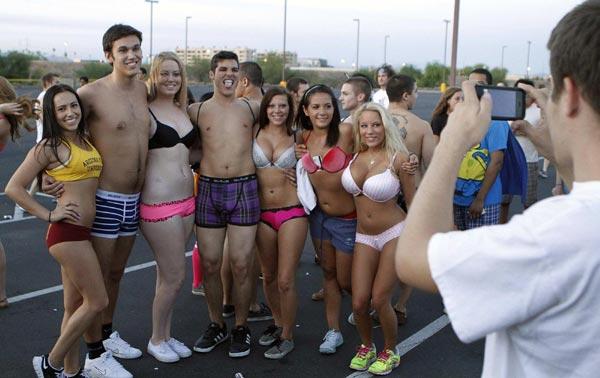Nude University Of Arizona 110