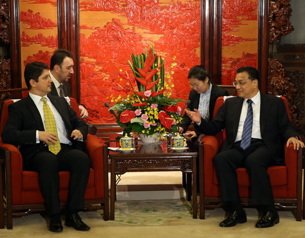China and Romania pledge closer cooperation
