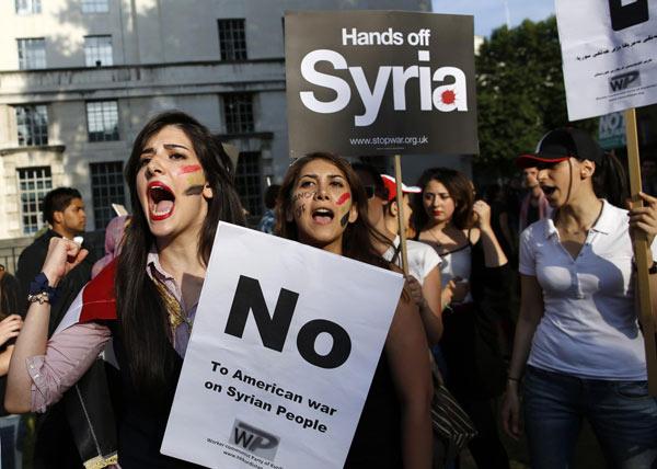 US voti azione in Siria, anche senza il sostegno delle Nazioni Unite